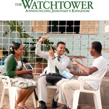 watchtower study edition october 2018